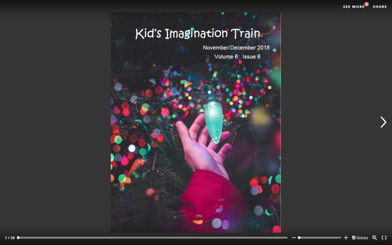 Kid's Imagination
