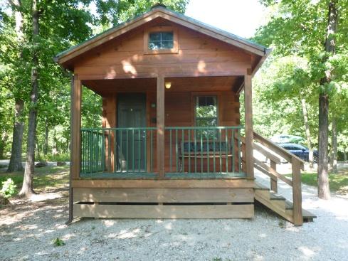 mark twain cabin